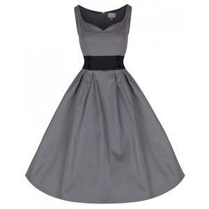 Lindy bop Bobbie Jo Gray dress